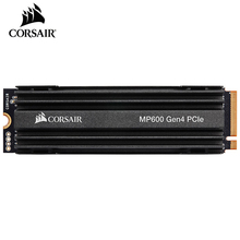 CORSAIR kuvvet serisi MP600 SSD NVMe PCIe Gen 4.0X4 M.2 SSD 1TB 2TB katı hal sürücü depolama 4950 mb/sn M.2 2280 SSD