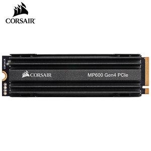 Image 1 - CORSAIR unidad de almacenamiento de estado sólido, serie Force, MP600, SSD, NVMe, PCIe Gen 4,0, X4, M2, SSD, 1TB, 2TB, MB/s 4950, M2, 2280, SSD
