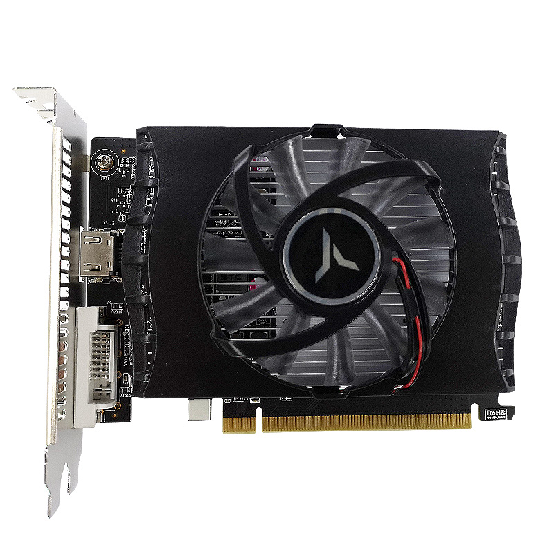 Yeston GeForce GT 1030 2GB GDDR5 Graphics cards Nvidia pci express 3.0 Desktop computer PC video gaming graphics card 2