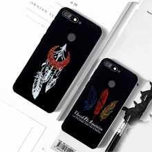 Fashion Pattern Soft TPU 5.7For Huawei Y6 Prime 2018 Case For Huawei Y6 Prime 2018 Phone Case Cover for huawei y6 2019 case cover for huawei y6 2019 finger ring pc tpu phone case protective hard armor case for huawei y6 2019