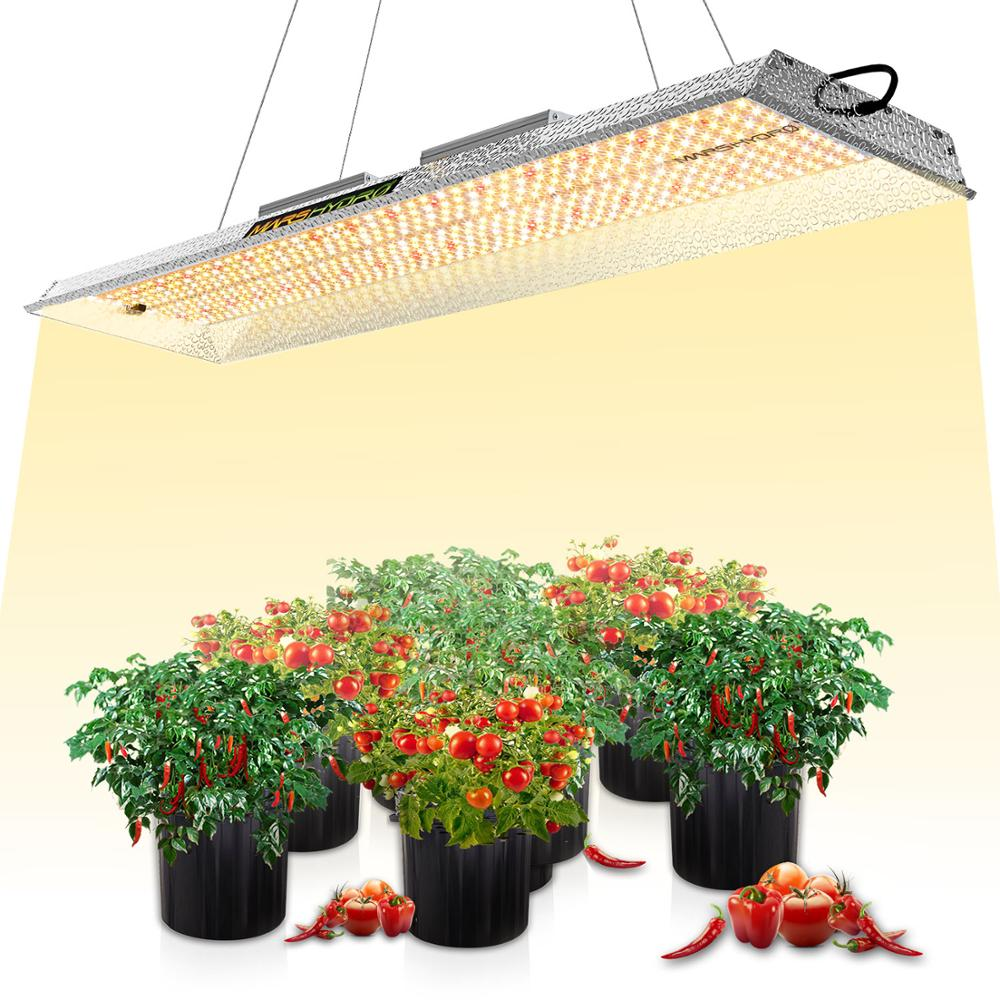Mars Hydro TSL 2000W Full Spectrum Led Grow Light Veg Flower Plant +Indoor Grow Tent Kit Comb Multi-size