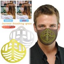 10 шт., 3D маска, кронштейн, маска, аксессуары для дыхания, гладкие и крутые маски, держатель, дышащий клапан, аксессуары для здоровья