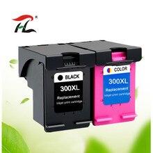 Совместимый 300XL чернильный картридж Замена для hp 300 для hp 300 Deskjet D1660 D2560 D5560 F2420 F2480 F4210 принтеры