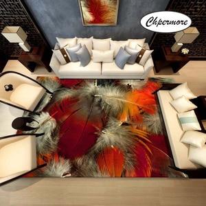 Image 5 - Chpermore Dier Bont Veer Grote Tapijten Decoratie Tatami Slaapkamer Thuis Kamer Levenskunst Tapijt Vloermatten
