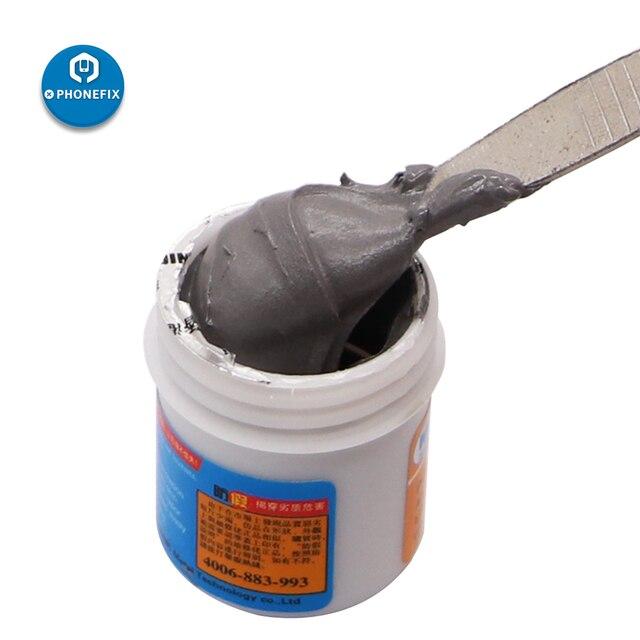 MECHANIC Solder Paste Flux XG 50 XG Z40 Soldering Tin Sn63/Pb67 for Soldering Iron Circuit Board SMT SMD Repair Weldind Fluxes