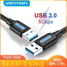 Tions USB zu USB Verlängerung Kabel Stecker auf Stecker 3,0 2,0 USB Extender Kabel für Festplatte TV Box Kühler USB 3,0 Kabel Verlängerung