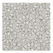 AZSG Overlapping Flowers Clear Stamps For DIY Scrapbooking/Card Making/Album Decorative Silicone Stamp Crafts