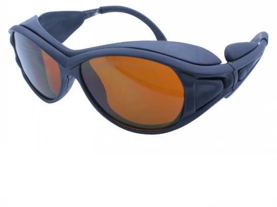 190-540 és 800-1700 nm-es lézer biztonsági szemüveg nagy VLT 5+ - Biztonság és védelem