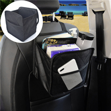 Inner Seat Back Bag Organizer Gadgets Storage Box Hanging Bl