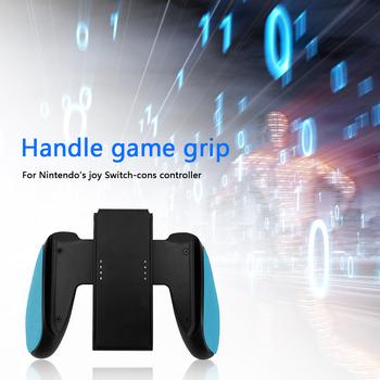 Wielofunkcyjny sprzęt agd dostarcza urządzenia L + R kontroler gier uchwyt Joy-Con uchwyt na przełącznik do nintendo tanie i dobre opinie VODOOL Brak NONE CN (pochodzenie) Gamepads