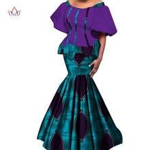 Новинка 2021 африканские платья kanga для женщин Дашики традиционная