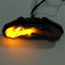 Интегрированный светодиодный задний фонарь для мотоцикла чистый