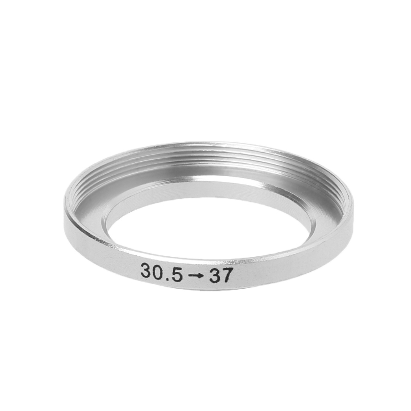 30.5-37mm Step up Lens Metal Ring Adapter 30.5mm to 37mm