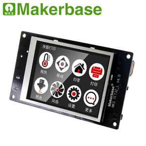 Image 5 - 3D Printer Parts Control Board MKS SBASE V1.3 32 bit Platform Open Source Smoothieboard with MKS TFT32 V4.0 Smart Touch Screen