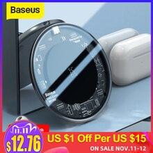 Baseusアップグレード15ワットワイヤレス充電器iphone 11 x xs最大xr 8プラス高速ワイヤレス電話の充電器サムスンS10 S9 xiaomi MI9