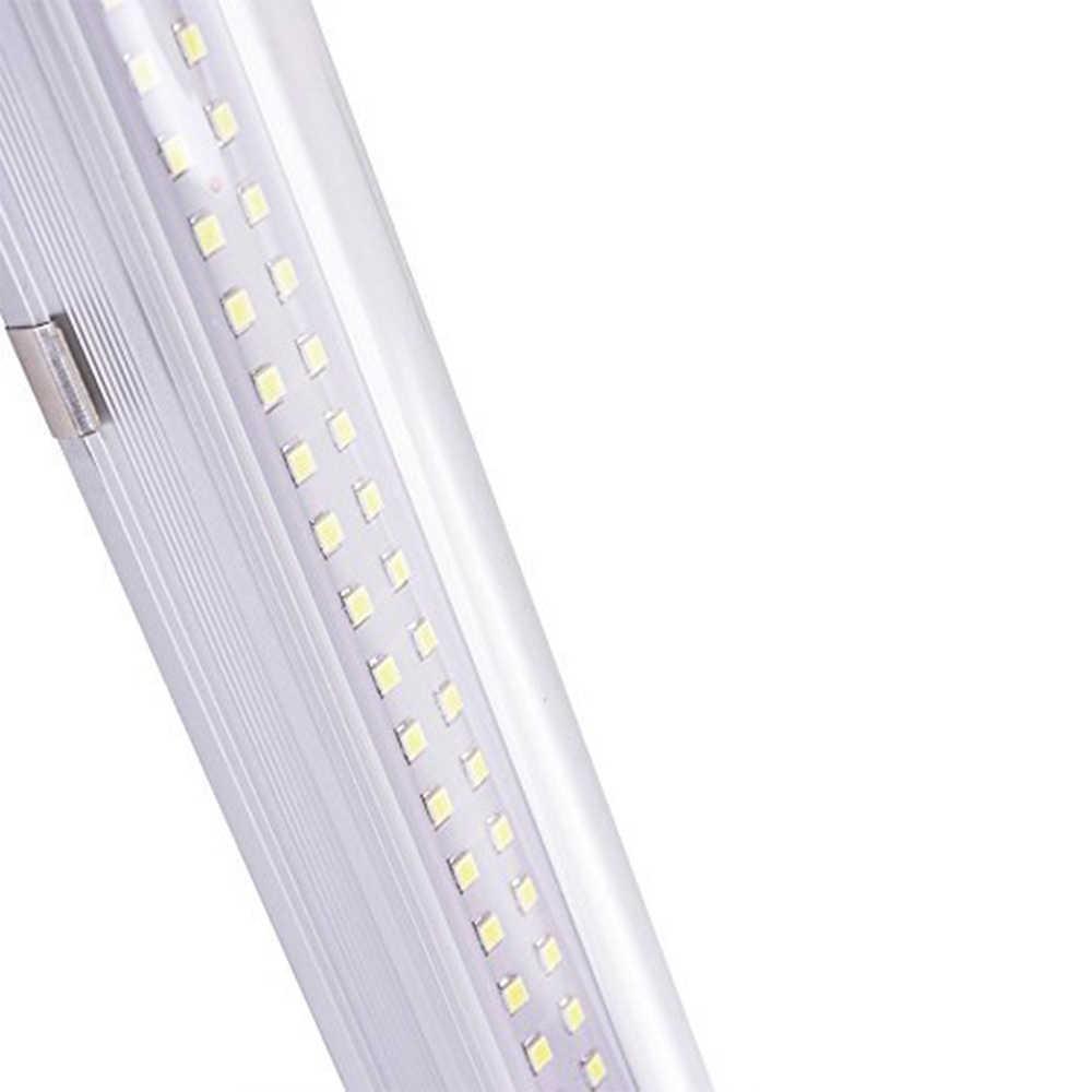 72 LED צינור אור בר 12-108V רכב תא LED אור רצועת בר עם מתג רכב תיקון מנורה רכב אור צינור אור בר