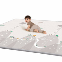 1.8*2M Non Slip Baby Carpet Game Play Mat Foam Puzzle Pad Child Crawling Blanket
