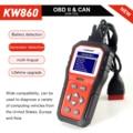 Newest KONNWEI KW860 Scan Engine Code reader free Update KW850 Car Diagnostic Instrument Key Analysis Function PK LAUNCH CR3008