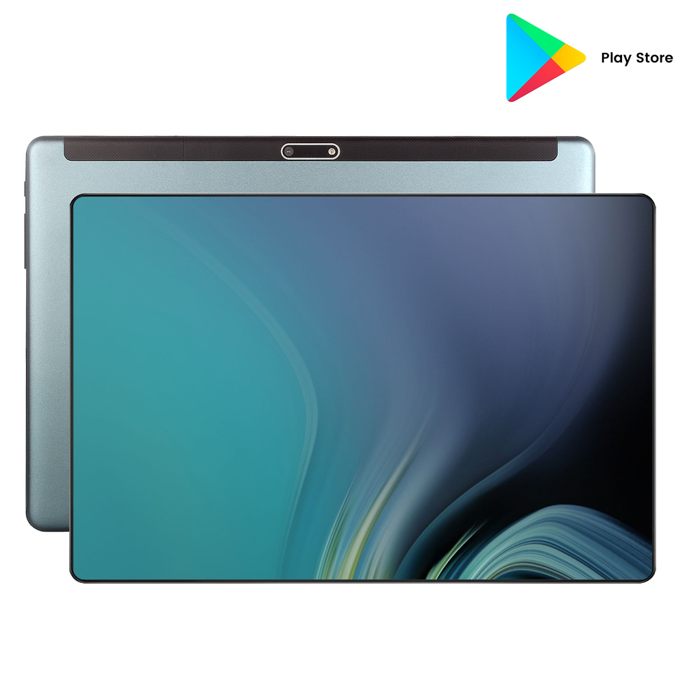2020 Google Android 9.0 OS 10 Inch Tablet 4G FDD LTE Octa Core 6GB RAM 128GB ROM 1280*800 IPS WIFI Tablets 10 10.1