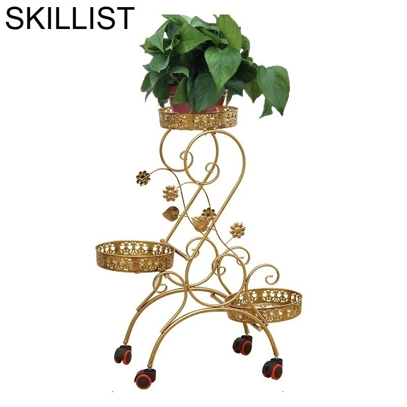 Decorative Balkon Sera Metal Raflar Terrasse Decoration Decorer Decoracion Exterior Balcon Flower Balcony Stand Plant Shelf