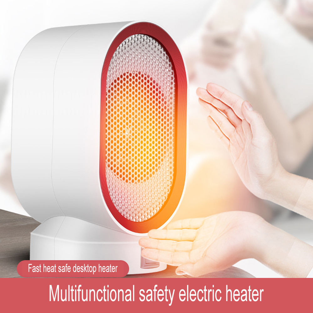 Portable Office Fan Heater Mini Electric Heater Electric Home Heater Air Warmer Silent convector Handy Heater Electric Heaters