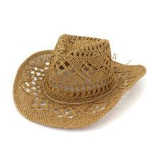 Шляпа от солнца для мужчин и женщин Панама с широкими полями