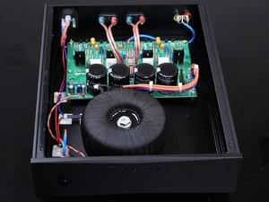 Image 1 - 2019 جديد الانتهاء ستيريو HiFi 75 واط + 75 واط مكبر للصوت على أساس Naim NAP200 دائرة أمبير الطاقة قناتين مضخم الصوت
