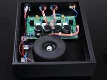 2019 חדש סיים סטריאו HiFi 75W + 75W מגבר המבוסס על Naim NAP200 כוח Amp מעגל שני ערוץ אודיו מגבר