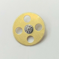Replacement Driving Wheel Watch Repair Tool Parts For Ratchet Wheel RLX 3135 510 Watch Movement