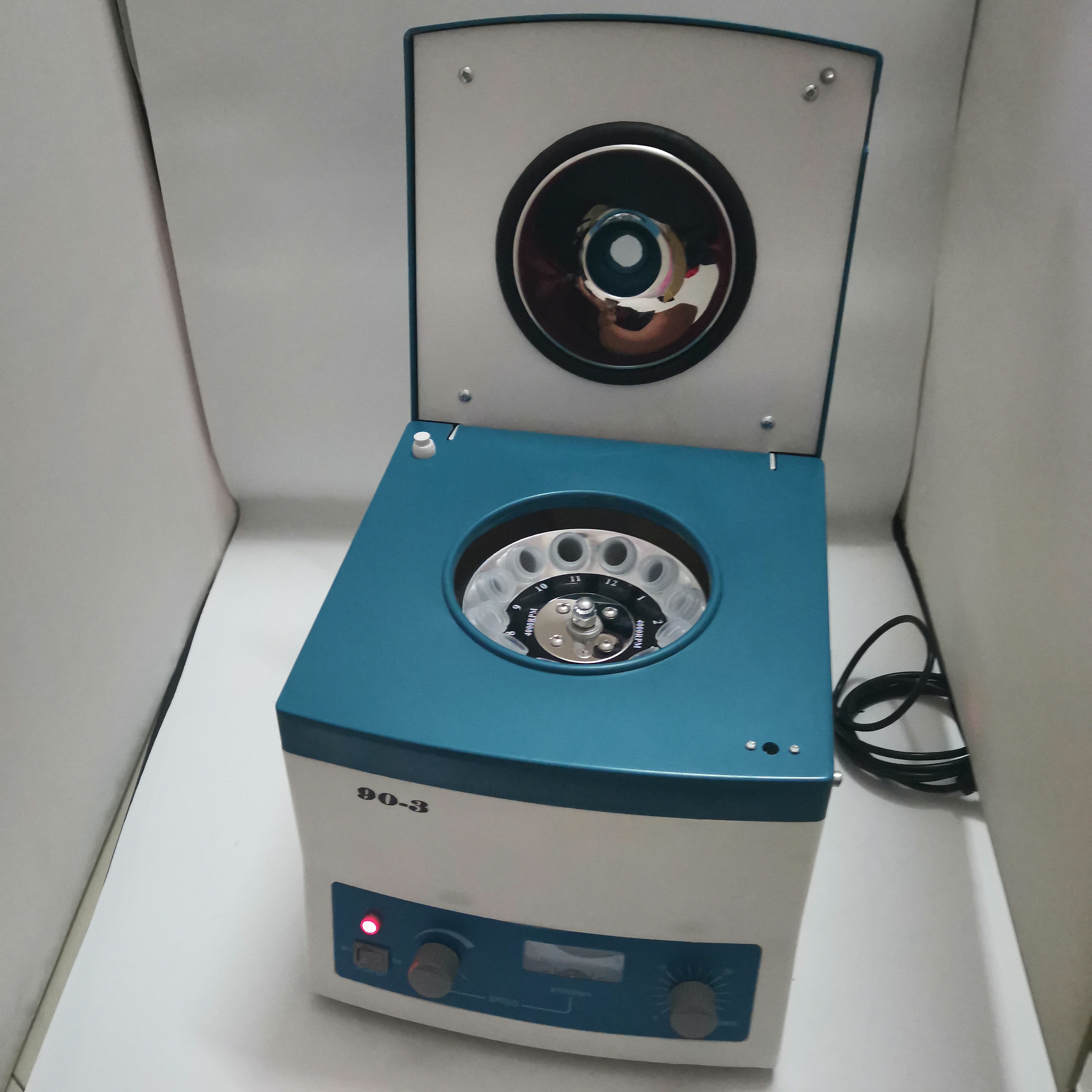 90-3 12*10ml 4000rpm Electric Medical Lab Centrifuge Laboratory  110V  220V