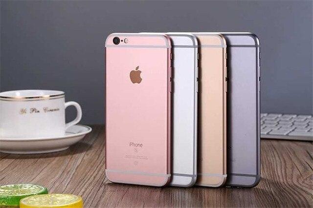 Original Unlocked Apple Iphone 7 4G LTE Mobile Phone 2G RAM 32GB/128GB/256GB ROM 4.7''12.0 MP Fingerprint Smartphone 6