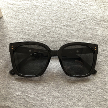 Frame Sunglasses Jennie Vintage Fashion Women Brand-New Elegant Lady Kuku Cooperation