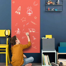 Drawing Toys Waterproof Black Chalk Board Painting Writing Doodle With Pen Non-toxic Learning Educational Drawing Board for Kid