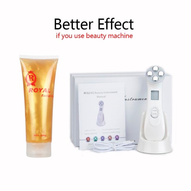 Dropshipping Beauty Gel Slimming Gel Skin Rejuvenation Mouisture Deep Hydration Skin Tightening Lifting For RF Beauty Machine 2