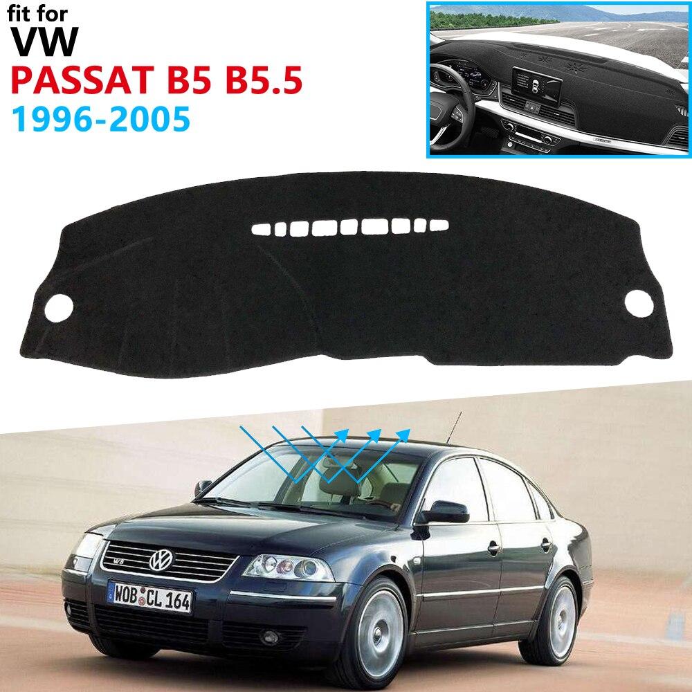 Dashboard Cover Protective Pad For Volkswagen VW Passat B5 B5.5 1996~2005 Accessories Dash Board Sunshade Anti-UV Carpet 2000