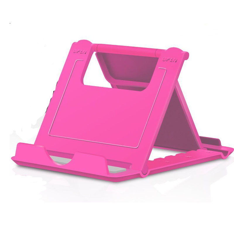 XMXCZKJ Portable Mini Mobile Phone Holder Foldable Desk Stand Holder More Adjustable Universal For IPhone Andorid Phone Stent