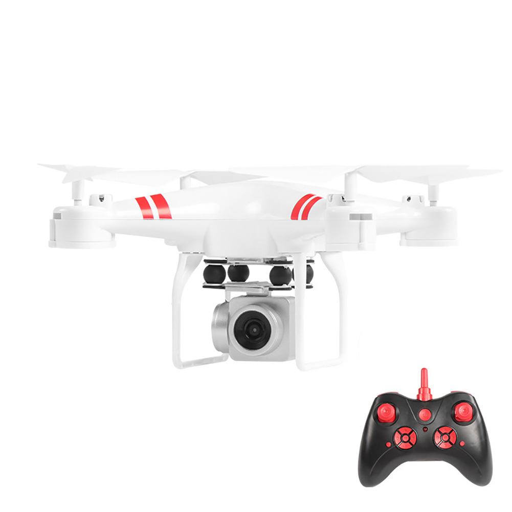 Four Axis Wifi Transmission Outdoor RC Toys With Camera Quadcopter Portable Professional Drone One Key Return 360 Degree Rolling