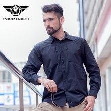 Рубашка мужская тактическая нейлоновая дышащая быстросохнущая