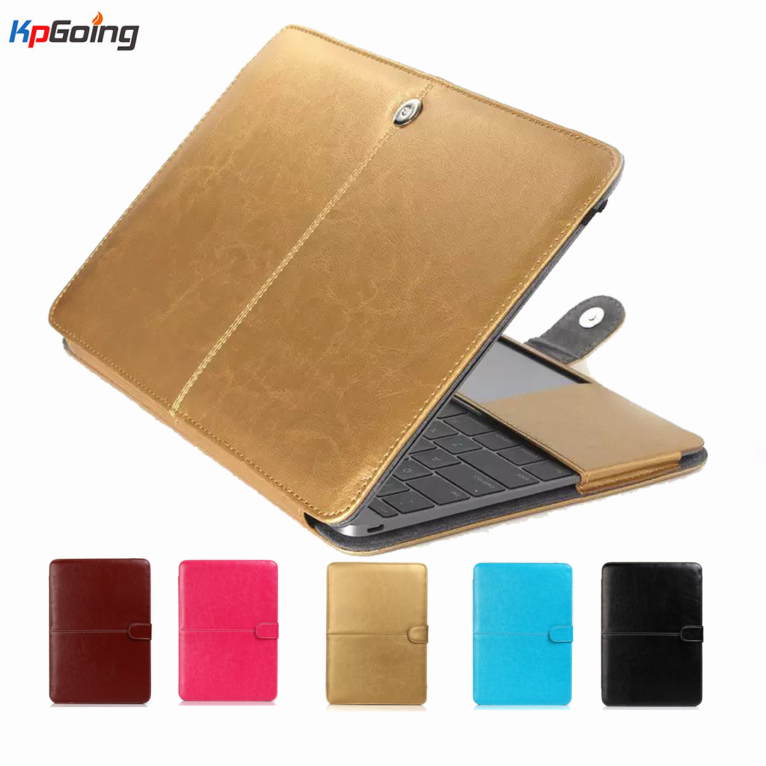 Vintage PU Leather Case Cover MacBook For 2016//2017 New 13.3 Pro A1706 @ A1708