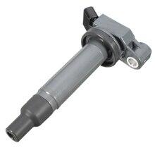 4 контактные катушки зажигания для Toyota для Lexus Avalon Camry Highlander ES300 RX300 1999 2005 90080 19016 9091902234