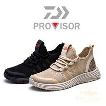 Новая весенняя нескользящая обувь для рыбалки дышащая легкая обувь для бега повседневная обувь для альпинизма Осенняя модная Уличная обувь