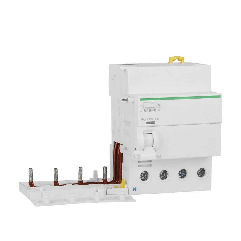 vigi ic65 ele 4 p 63a 30ma eletronico momentaneo residual atual disjuntor de protecao do dispositivo