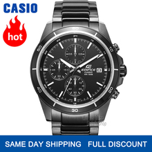 Casio Edifice watch men top luxury set Waterproof Luminous Chronograph