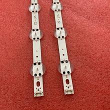 2 Pcs Led Backlight Strip Voor Lg 32LJ610V 32LJ510V 32LJ510U HC320DXN ABSL1 2143 LC320DXE (Fk)(A2) 6916L 2855B V18 V17 32
