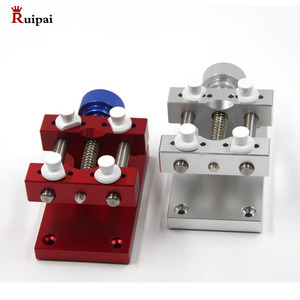 Image 5 - Stainless Steel Large Case Vise With Base Watch Holder for Watch Repair