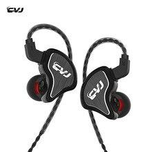 Cvj CS8 3BA + 1DD Hybrid In Ear Oortelefoon Hifi Dj Monito Running Sport Oortelefoon Oordopje Headset Afneembare Kabel Zsn pro X Zstx M10