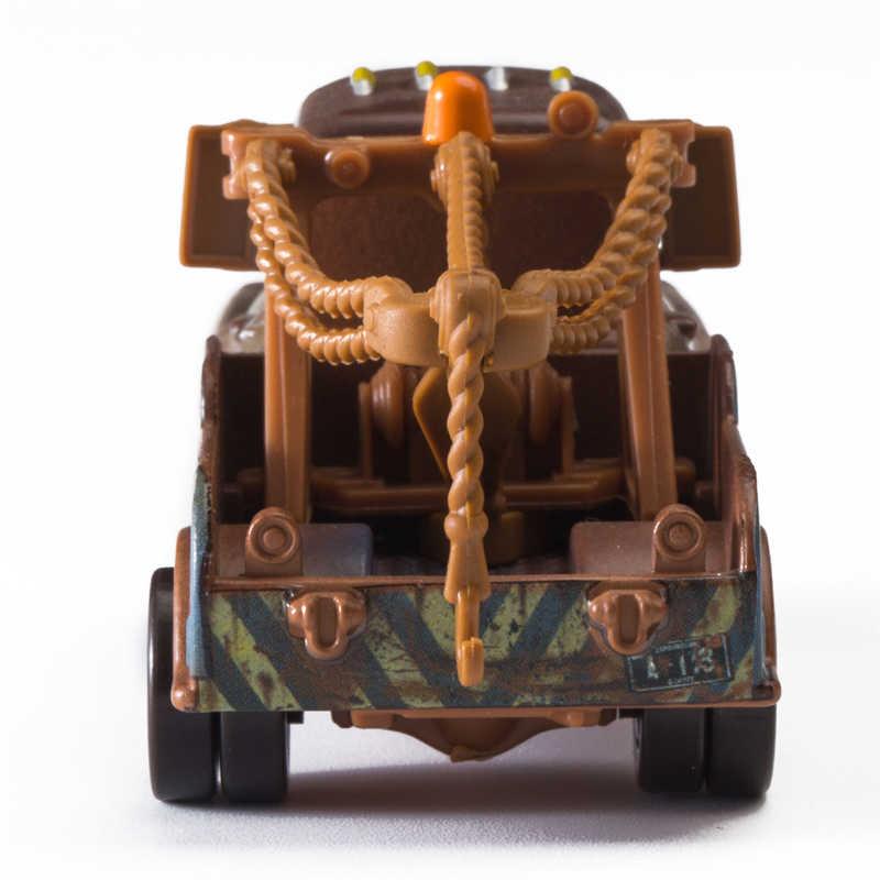 39 Gaya Disney Pixar Cars 3 2 Jackson Badai Mobil Ramirez Raja Mater 1:55 Diecast Logam Paduan Model Mobil anak Hadiah Mainan Anak Laki-laki