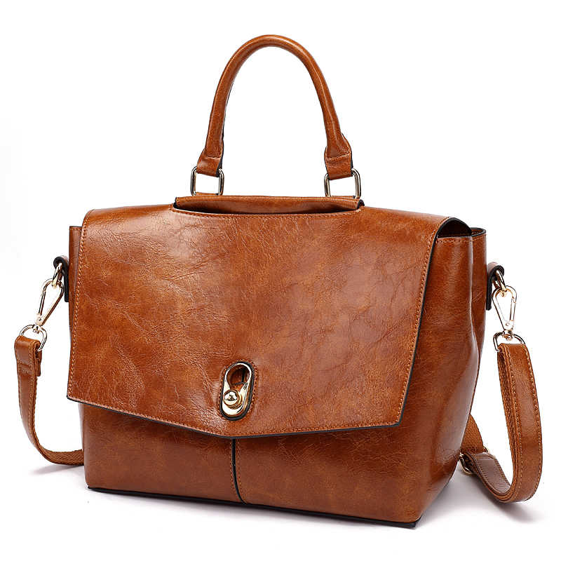 Винтажные сумки для женщин натуральная кожа сумка на плечо женская через