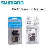 Shimano j02a resina fin ICE TECH j04c metal fin ICE TECH pastilhas de freio a disco para m6000 slx m7000 deore xt m785 m8000 xtr m9000|Freio da bicicleta|Esporte e Lazer -