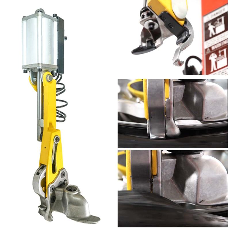Cabeça de desmontagem automática para máquina de reparação de pneus trocador de pneus cabeça pato ferramenta de montagem de peças de reposição